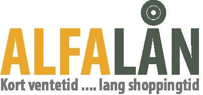 Alfalån  logo